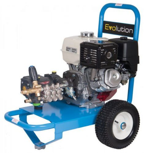 Evolution 2 15250 Petrol Pressure Washer